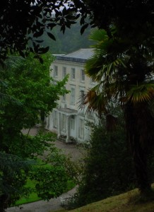 Greenways house, Devon